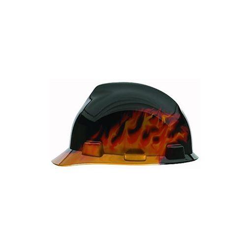 MSA V-Gard Black Fire