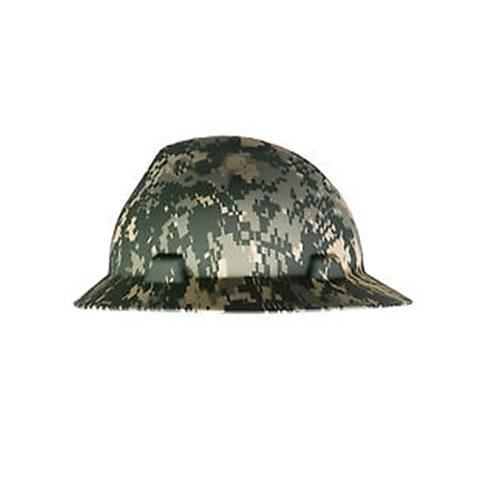 MSA V-Gard Hat Camouflage Side