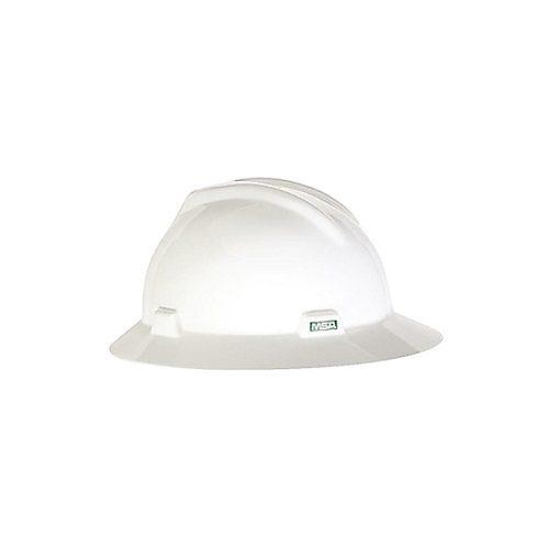 MSA V-Gard Hat White