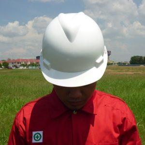 MSA V-Gard Cap HDPE