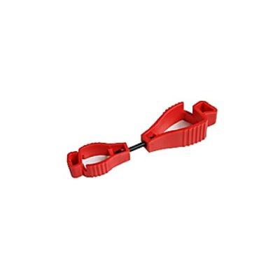 Glove Clip Red