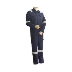 Exclusive Coverall Navy Blue