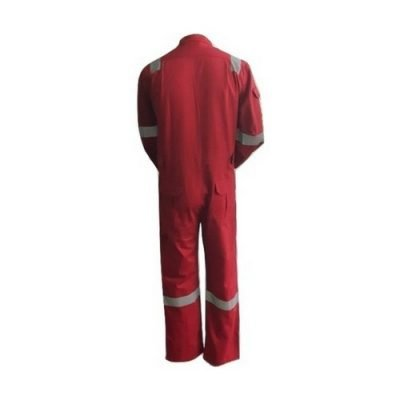 Exclusive Coverall Maroon