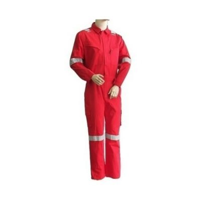 Cool Series Coverall Red