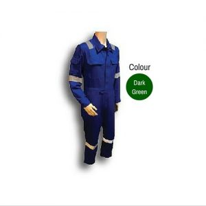 Exclusive Coverall Dark Green