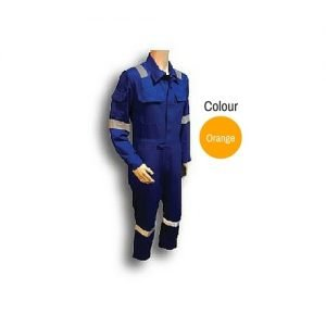 Tanker Exclusive Coverall Orange