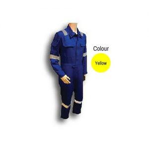 Exclusive Coverall Yellow