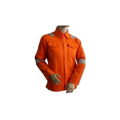 Tanker Exclusive Jacket Orange