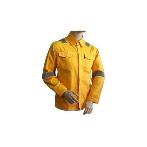 TANKER Executive Jacket. Yellow