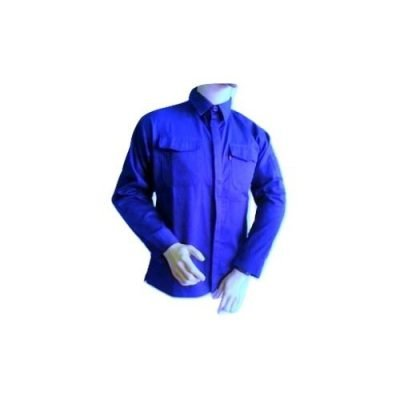 Welding Jacket Royal Blue
