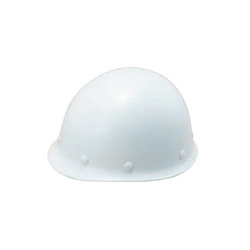 Tanizawa Safety Helmet Fiber Glass – White