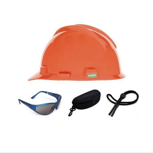 V-Gard HDPE Orange & Cool Blooz Smoke