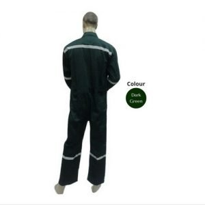 KR Premium Coverall Dark Green