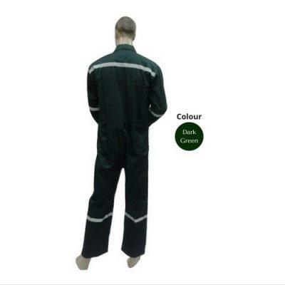 KR Premium Coverall Dark Green