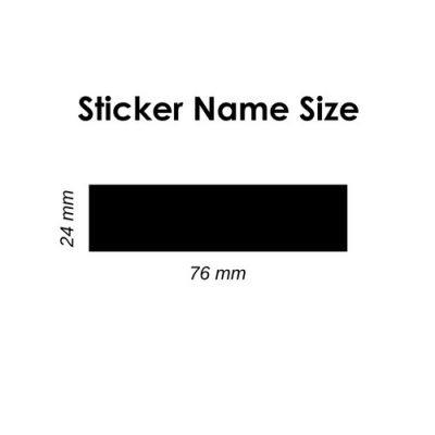 Sticker Name