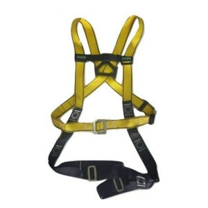 MSA Workman Light Full Body Harness