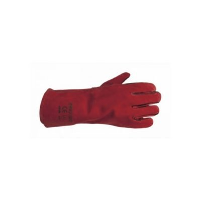 Full Leather Welding Glove With Lining