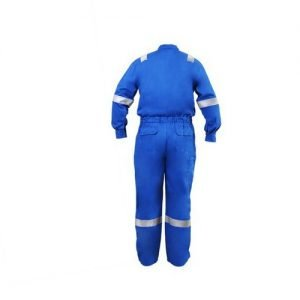 SHMR Working Coverall Blue
