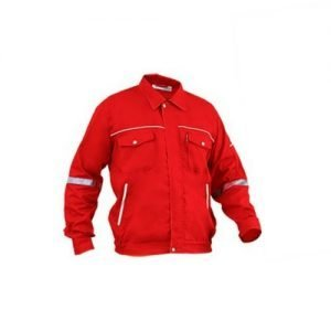 SHMR Working Jacket Red