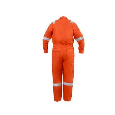 SHMR Working Coverall Orange