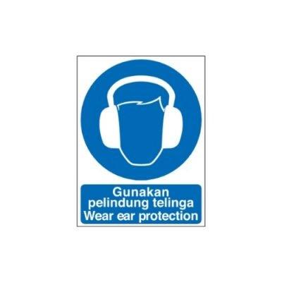 Wear Ear Protection
