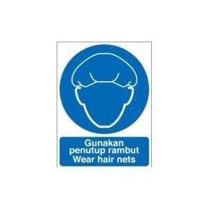 Wear Hair Nets