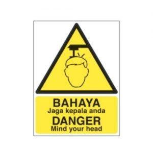 Danger Mind Your Head