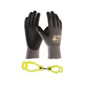 MaxiFlex & Clip Yellow