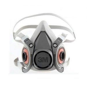 3M 6200 Half Mask Respirator
